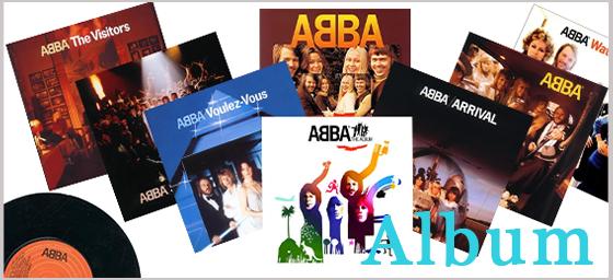 アバ(ABBA)の動画と歌詞 - アルバムごとに視聴