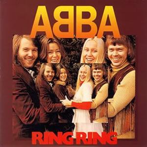 アバ(ABBA)のファーストアルバム・Ring Ring (リング・リング)